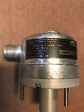 BELL 206 HELICOPTER DIFFERENTIAL PRESSURE SWITCH (PART NO. 206-062-659-001)