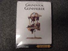 Grundstok Gunhauler * Kharadron Overlords * Warhammer * Age of Sigmar * Plastic