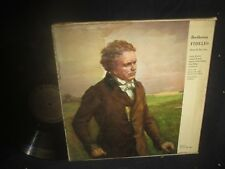 """Ferenc Fricsay """"Beethoven:Fidelio"""" Double LP with Booklet"""