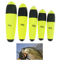 1Pcs Lure Buoyancy Catfish Portable Fishing Float Eva Foam Bobber Ball DE