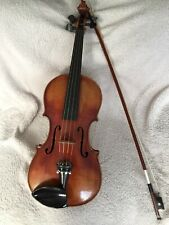 violin circa 1910 excellent condition master copy full size