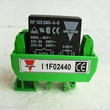 1PC New Carlo Gavazzi Solid State Relays RP130240-4-0