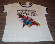 VINTAGE STYLE WOMEN'S TEEN Marvel Comics DR. STRANGE T-shirt LARGE NEW w/ TAG