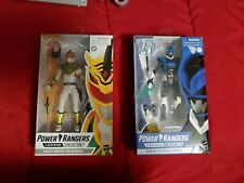 Power Rangers Mighty Morphin Lord Drakkon and Blue Psycho Lot