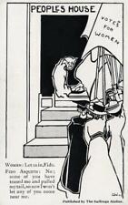 Print. ca 1914. Women's Suffrage. Votes For Women - fido