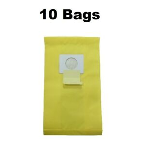 10 Vacuum Bags for Kenmore 20-5055, 20-50557, 20-50558