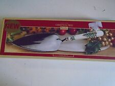 Spode Christmas Tree Cake Cutter Slice Serrated Edge New in Box