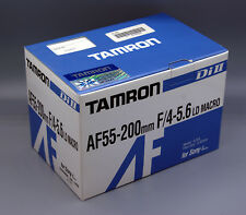 """Brand New"" Tamron A15 AF 55-200mm F/4-5.6 Di II Lens for Sony Alpha"