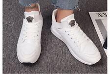 Tanggo Jared Mens's Korean Fashion Sneakers Shoes 1982 (Black)  SIZE 41