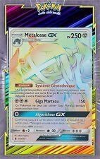 Métalosse GX Secret-SL2:Gardiens Ascendants-157/145-Carte Pokemon Neuve Français