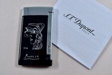 ST Dupont Slim 7 Special Edition Picasso 2018 Black & White Lighter