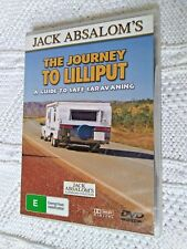 JACK ABSALOM'S THE JOURNEY TO LILLIPUT – DVD