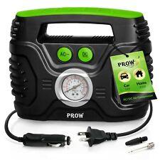 portable air compressor tire inflator 12v 110v electric car tire pump analog