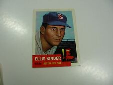 Ellis Kinder 1991 Topps Baseball Archives The Ultimate 1953 Series card #44