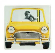 Photo Frame Yellow Mini Car Design New And Boxed Ideal Gift Free Delivery