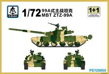 S-model Ps720050 1/72 Chinese Ztz-99A (1+1)