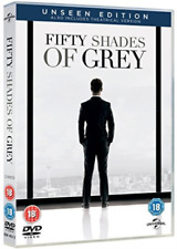 Fifty Shades Of Grey (UK IMPORT) DVD NEW