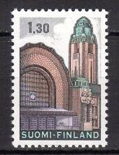 Finland - 1971 Definitive railway station - Mi. 698x MNH (normal paper)