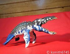 CHAP Mei BIG liopleurodon Giocattolo Di Plastica Di Dinosauro Giurassico DINO VALLEY Sea Monster