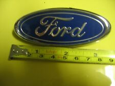 FORD MUSTANG FORD BLUE OVAL LOGO