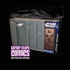 Star Wars ICE TRAY Silicone HAN SOLO Carbonite Kotobukiya IN STOCK!