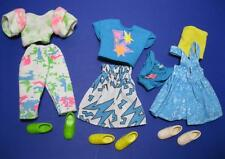 Lot 3 COURTNEY/SKIPPER Teenager Teen doll Outfit/Clothes/Shoe-Summer Fun Fashion