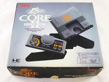 Console Nec Pc Engine CoreGrafX 2 - Trés bon état.
