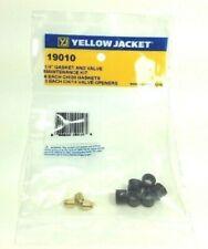 19010 Yellow Jacket 14 Hose Gasket Amp Valve Opener Repair Kit Ch20 Ch14 Hvac