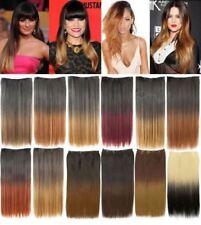 Extensions de cheveux trames raides pour femme