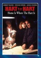 HART TO HART : HOME IS WHERE THE HART IS - Region Free DVD - Sealed