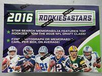 Panini Rookies & Stars Football Blaster 2016 NFL Box 1 Auto or Memo