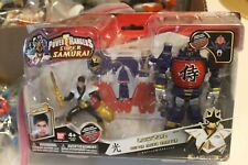 Power Rangers Super Samurai Sealed Super Mega Gold Ranger NEW!