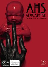 American Horror Story Apocalypse Season 8 AHS DVD (3 Disc) Post