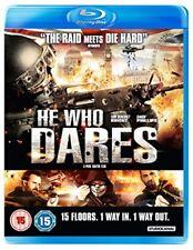 He Who Dares [Blu-ray] [DVD][Region 2]