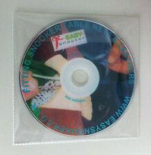 Biliardo TAVOLO Leathers e reti sostituzione TUTORIAL DVD