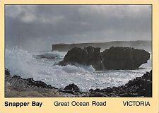 B100170 snapper bay great ocean road victoria  australia  port campbell