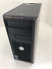 PC Dell Optiplex 780 Core C2D e7500 2,93GHz 4GB 160GB Win10 Pro DVD Mwst.
