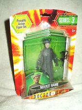 Doctor Who Action Figure  Series 3 Novice Hame Ninja Cat Nun