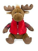 "CUDDLE BARN MOOSE on the loose sings''HIT ME WITH YOUR BEST SHOT"" CHRISTMAS"