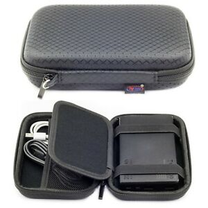 Hard Carry Case For RAVPower Portable Charger 26800mAh Power Bank & Cables