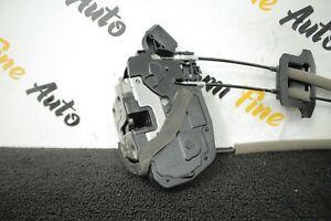 09-17 NISSAN 370Z RIGHT PASSENGER SIDE DOOR LATCH LOCK ACTUATOR OEM
