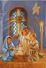 Garden Flag, Nativity, Children's Christmas Pageant