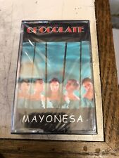 Chocolate Mayonesa  Cassette TAPE Rare Latin Sealed