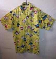 "STANDARD ISSUE Maui vintage 80s Hawaiian shirt UK XL US L 46"" 117 cm chest HG16"