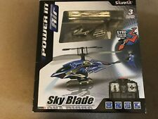 New SilverLit Skyblade Air Racer 3-Channel Remote Control Helicopter
