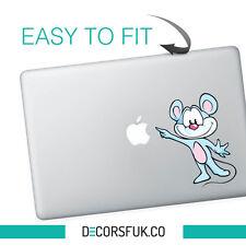 Little MOUSE MACBOOK ADESIVI-Migliore Qualità Vinile Adesivo | Decalcomania MacBook