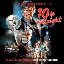 10 TO MIDNIGHT / Robert O. Ragland / RARE LTD OST CD NEW