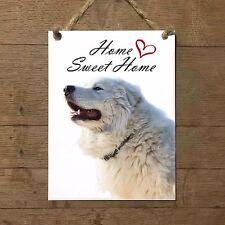 PASTORE MAREMMANO Home Sweet home mod2 Targa cane piastrella ceramic tile dog