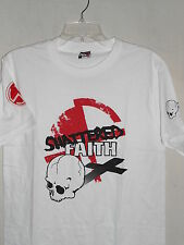 NEW - SHATTERED FAITH BAND / CONCERT / MUSIC SHIRT SMALL