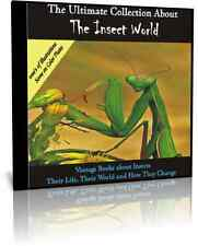 World of Insects - The Ultimate Collection on CD